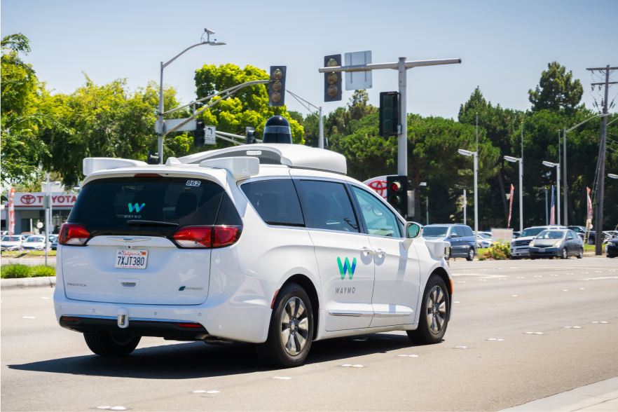 Waymo Blazing the Trail Towards Driverless Dominance