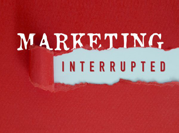 marketing interrupted webinar