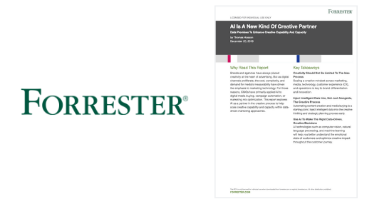 Forrester Report Cover